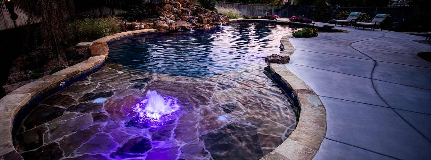 Wichita KS Custom Pool