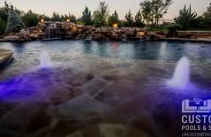 Wichita Kansas Custom Pool Image Gallery 02