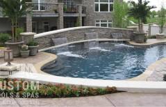 Wichita Kansas Custom Pool Image Gallery 31