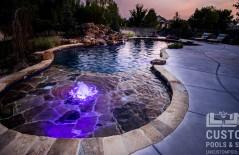 Wichita Kansas Custom Pool Image Gallery 10