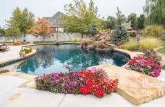 Wichita Kansas Custom Pool Image Gallery 12