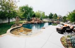 Wichita Kansas Custom Pool Image Gallery 14