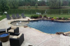 Wichita Kansas Custom Pool Image Gallery 20
