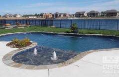 Wichita Kansas Custom Pool Image Gallery 22