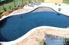 Wichita Kansas Custom Pool Image Gallery 23