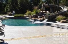 Wichita Kansas Custom Pool Image Gallery 26