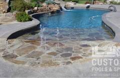 Wichita Kansas Custom Pool Image Gallery 27