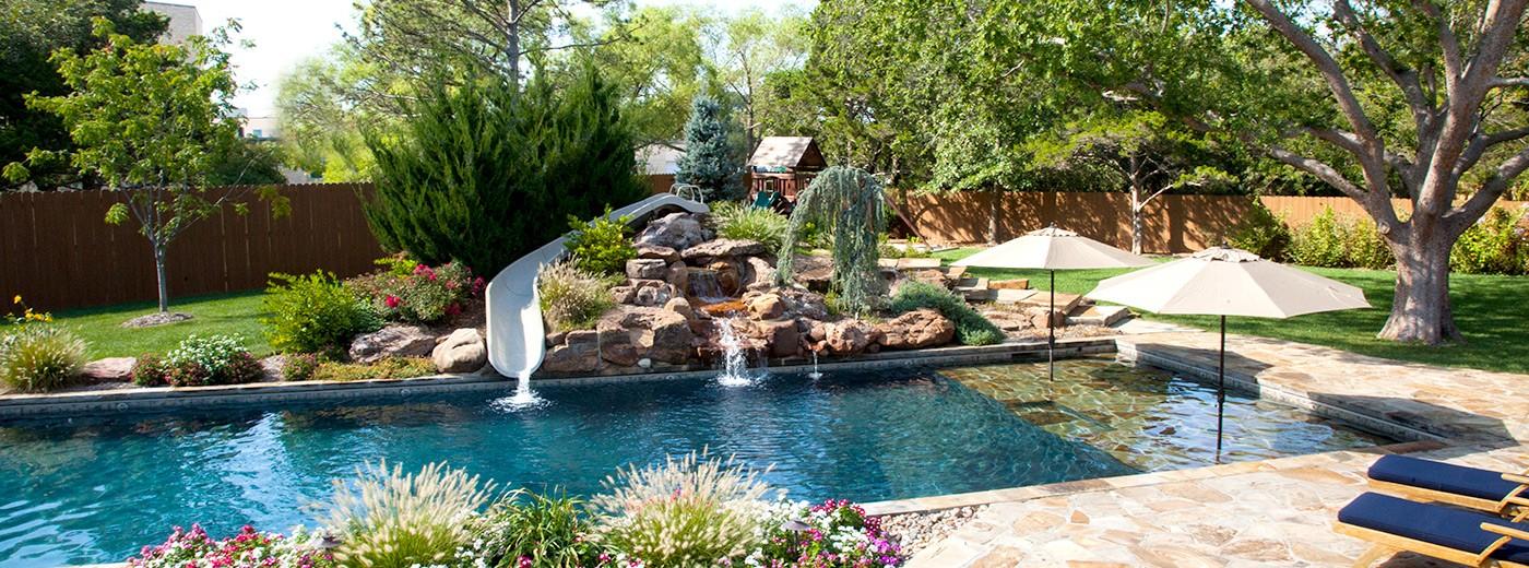 L M Custom Pools Spa Wichita Ks