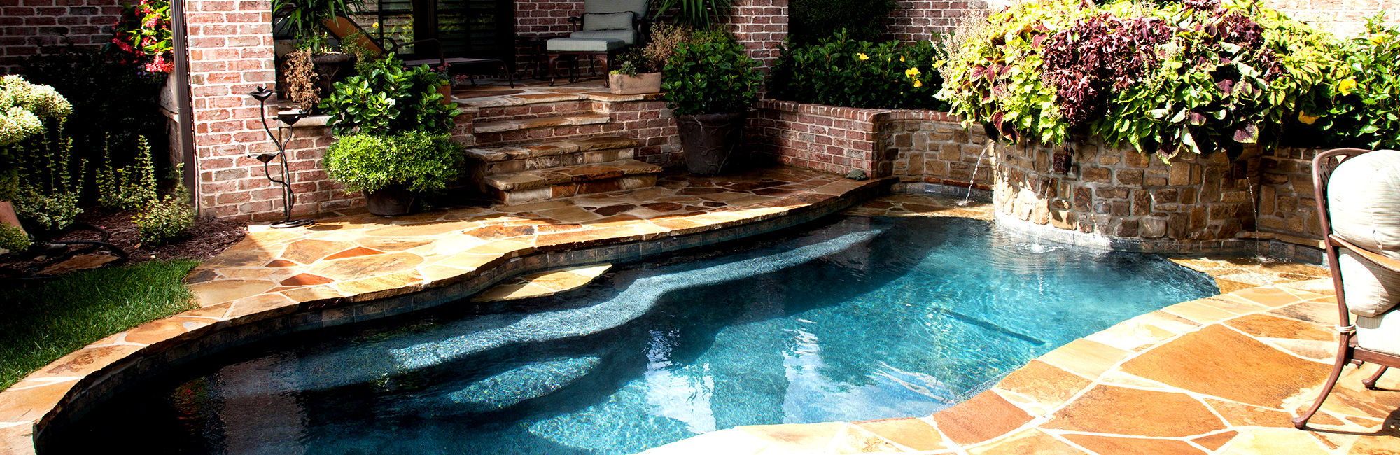 L m custom pools spa wichita ks - American swimming pool and spa association ...
