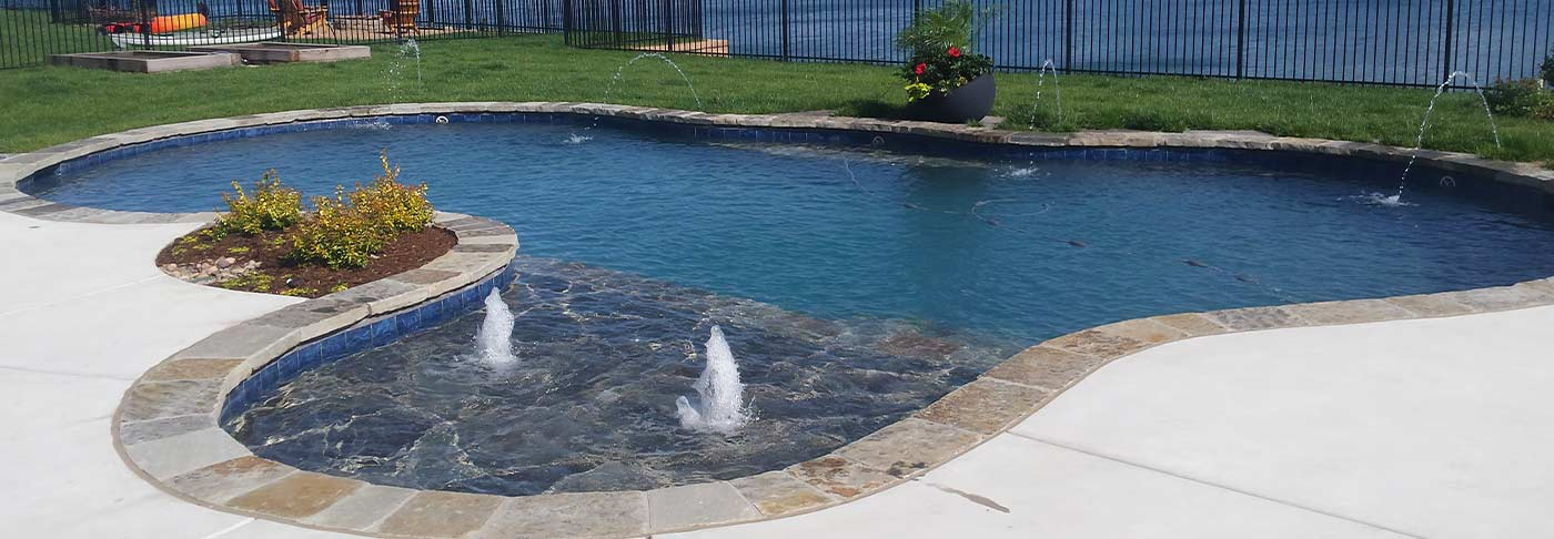 Wichita Custom Pool Image 6